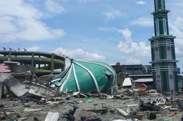 Cada día aumenta el saldo de fallecidos en Indonesia