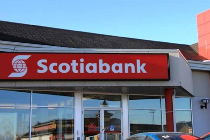 Scotiabank seguirá con interrupciones en servicios bancarios