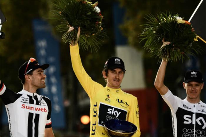 trofeo del tour de francia