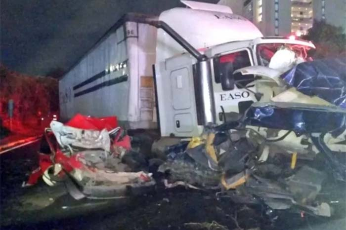 accidente en la mexico toluca anoche