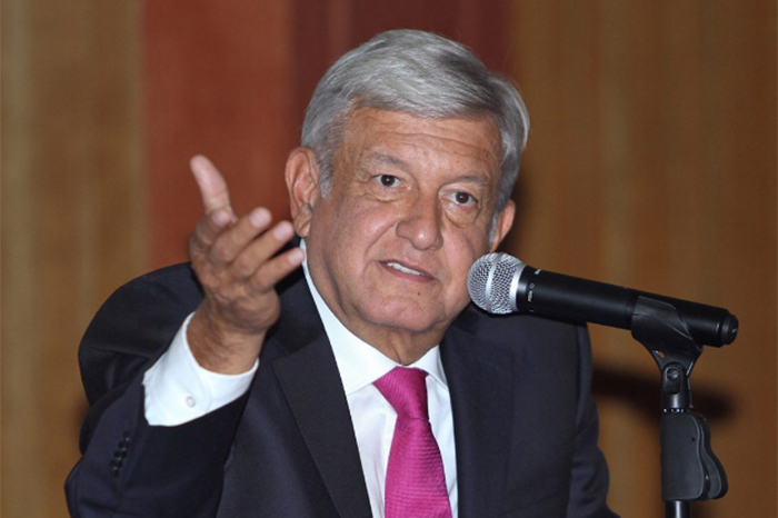 Habrá cero corrupción en compra de medicamentos: López Obrador