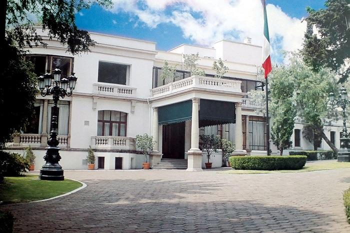 A partir del sábado podrás visitar Los Pinos
