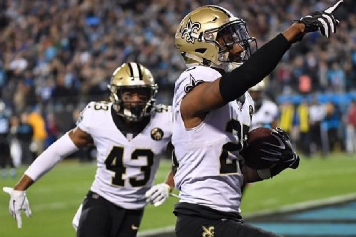 Contienen Saints a Newton y vencen a Panthers