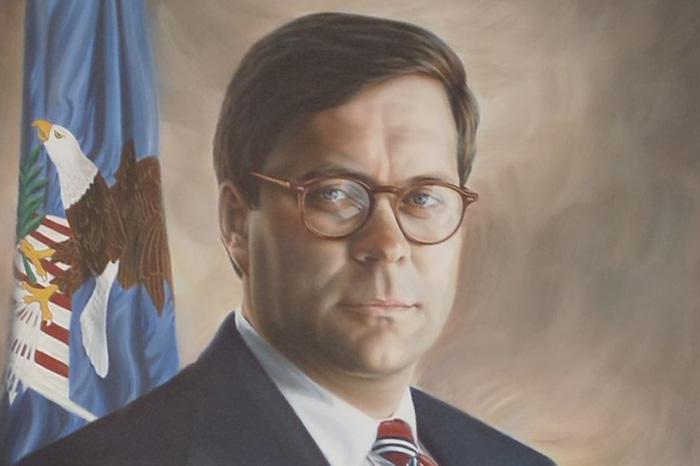 William P Barr