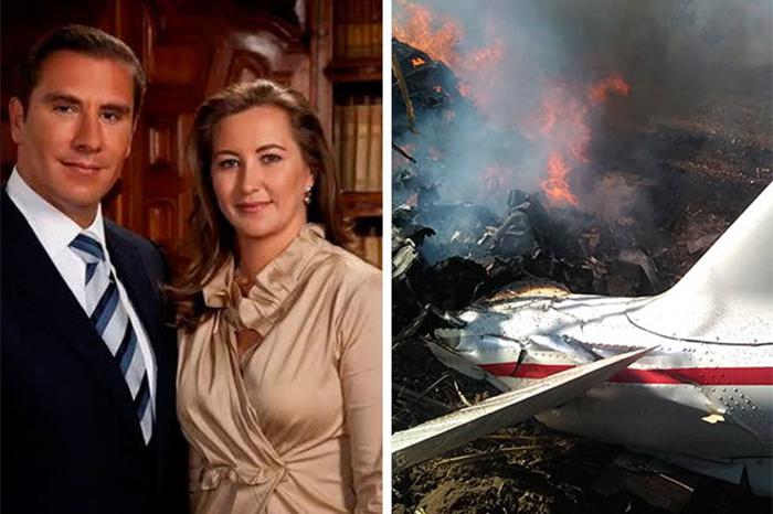 Accidente aereo Puebla