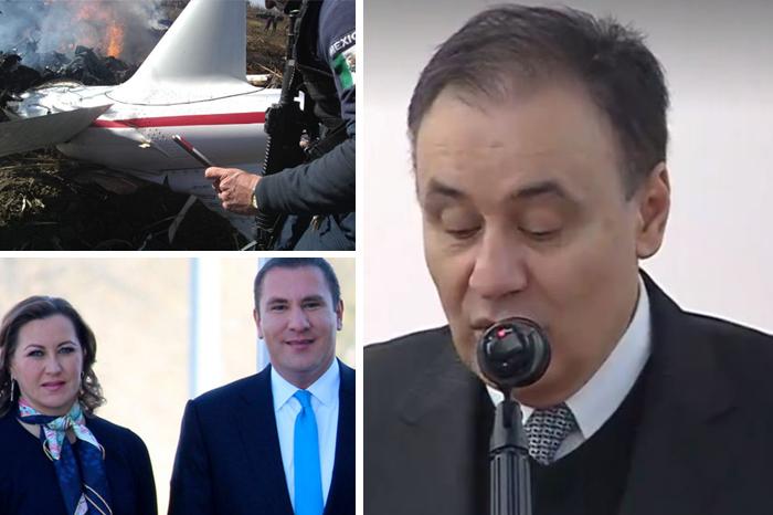 FBI y expertos extranjeros investigarán desplome de helicóptero