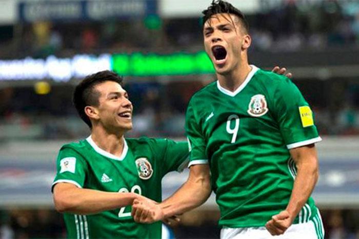 seleccion de mexico se enfrentará a Paraguay