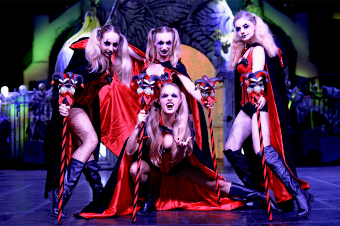 vampies circues