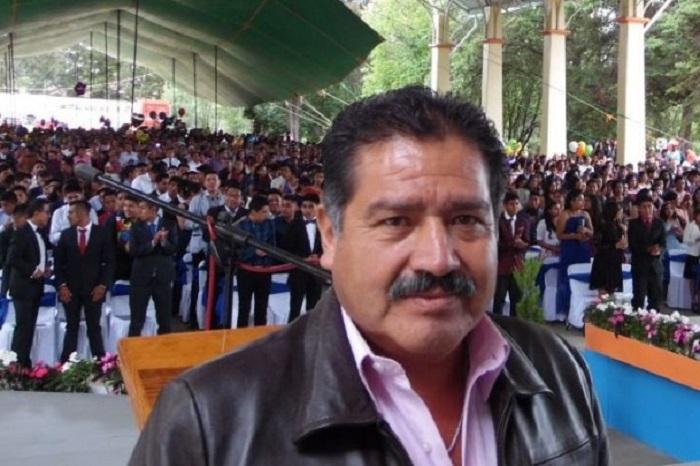 Resultado de imagen para alcalde de Tlaxiaco Oaxaca