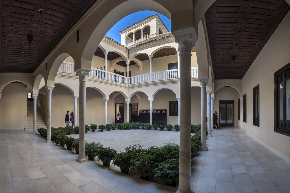 Museo Picasso magala