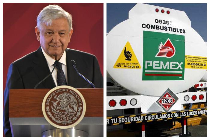 Pemex/AMLO