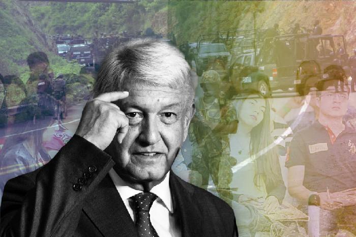 Entre protestas, arribará López Obrador a 'Pueblito Mexicano'