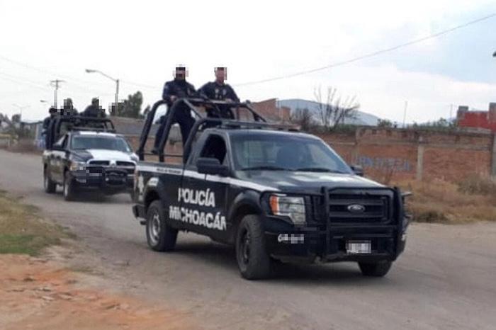michoacan policia