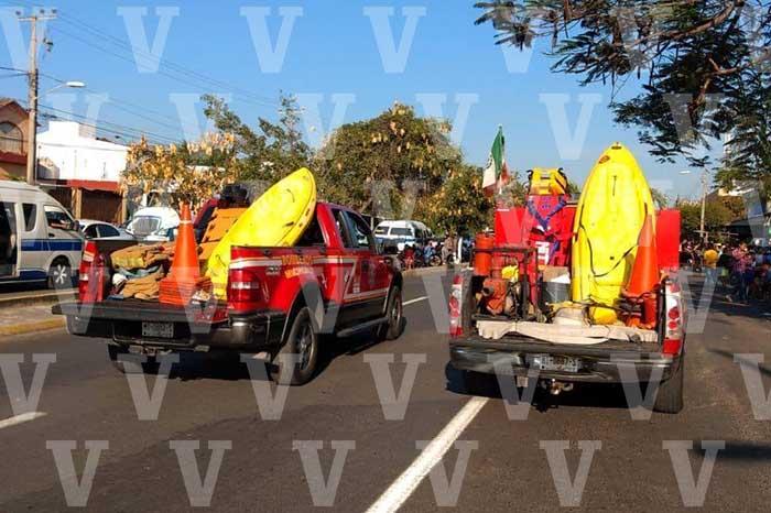 LÁZARO CÁRDENAS Bomberos tienen nueva base en el puerto docx (2)