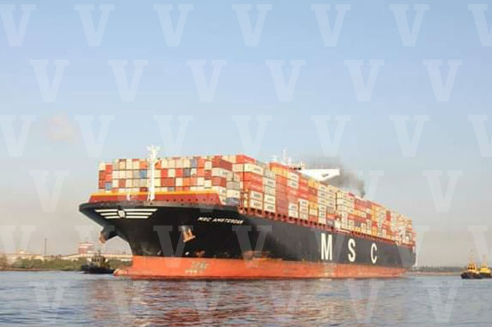 MORELIA MSC Amsterdam deja aguas nacionales (2)
