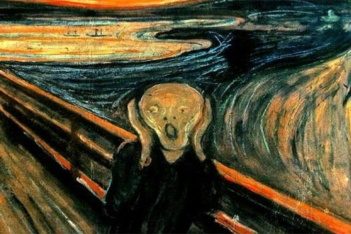 Revelan misterio de la obra El Grito de Edvard Munch