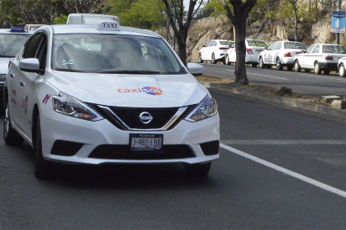 taxis morelia