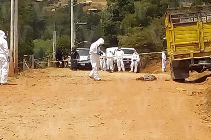 MORELIA Disputa por tierras deja un muerto en Santiago Undameo