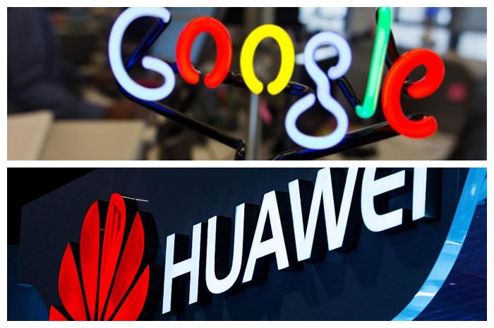 Resultado de imagen para Google rompiera con Huawei