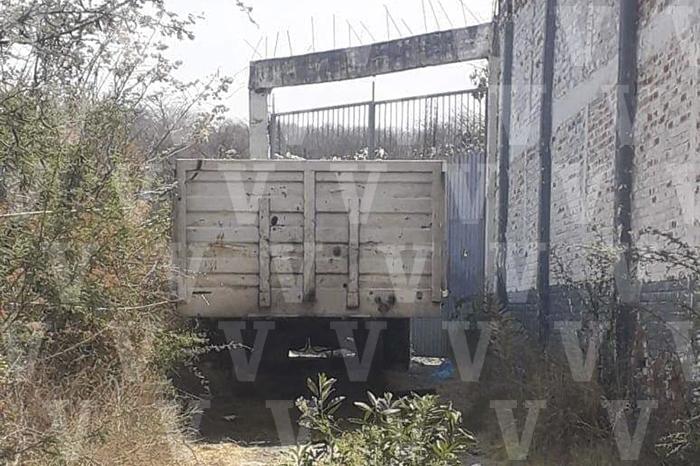recuperan camion robado