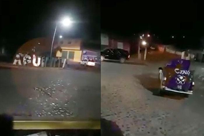 Circula vídeo donde el CJNG confirma presencia en Aguililla, Michoacán