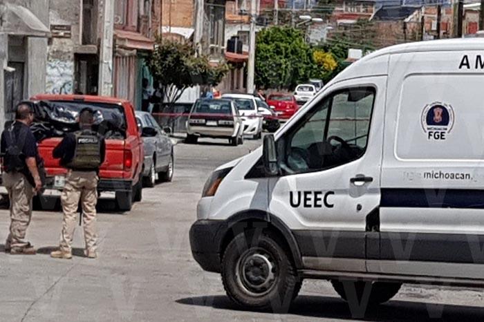 Hombre es baleado en taller de hojalatería y pintura en Morelia - La Voz de Michoacán