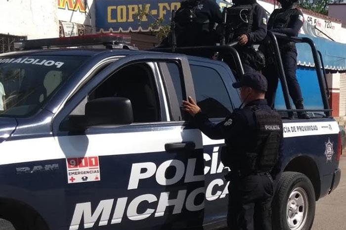Detienen a un implicado en el delito de robo, en Sahuayo - La Voz de Michoacán