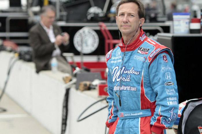 Fallece de cáncer el piloto John Andretti