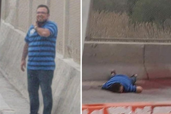 Sujeto se suicida en puente internacional Amanecer-Pharr