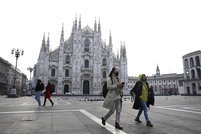 Suspenden el carnaval de Venecia a causa del Coronavirus