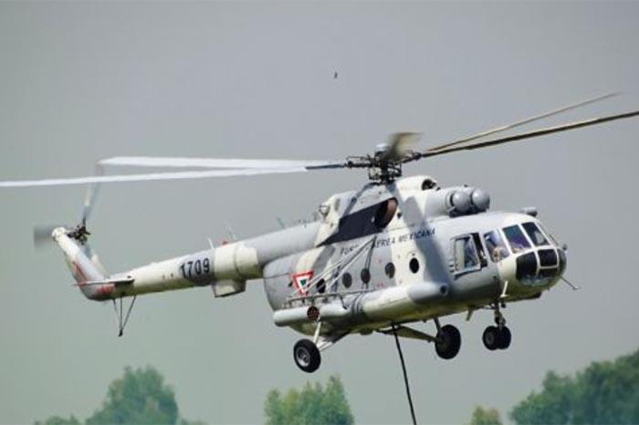 Advierte que sancionará a México si compra helicópteros a Rusia