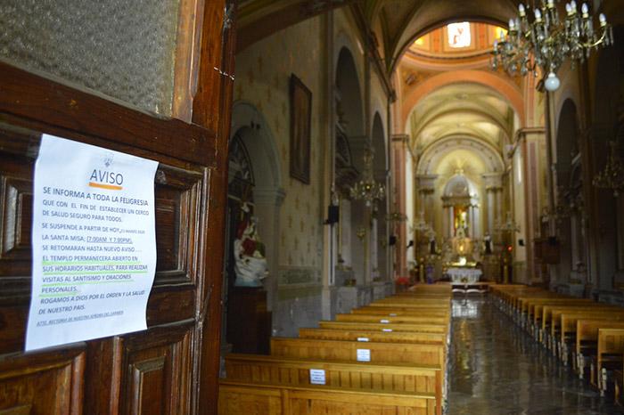 Comienza una Semana Santa especial, por las restricciones del aislamiento