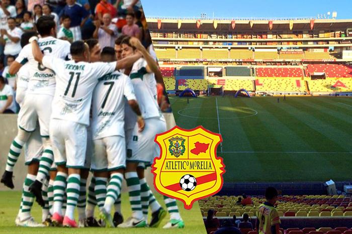 Oficial: presentan al Club Atlético Morelia