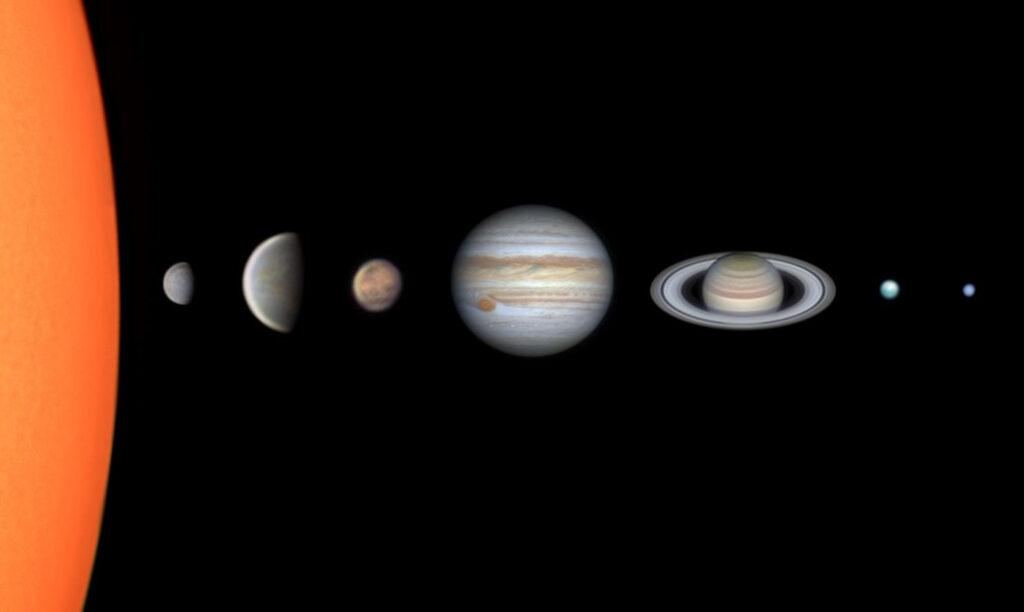 Observa las 32 mejores fotografías astronómicas de 2020
