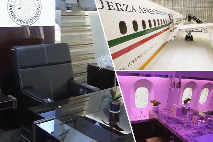 AMLO: Mostrar el avión presidencial tiene como objetivo evidenciar cómo se malgobernaba