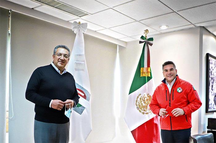 El PRI enfrenta el reto de responder a su militancia: Wilfrido Lázaro
