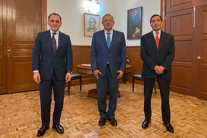 Él es Rogelio Ramírez de la O, próximo secretario de Hacienda nombrado por  López Obrador