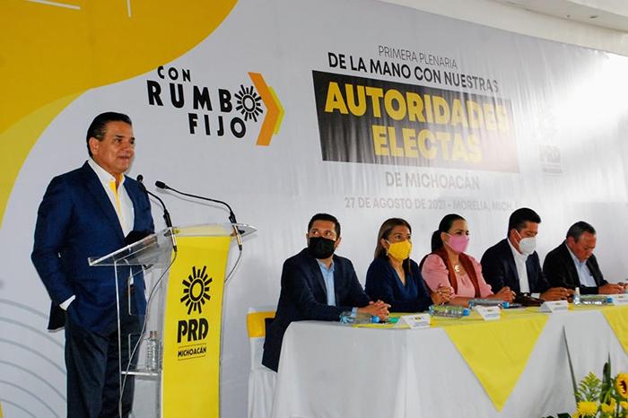 """Silvano insiste en riesgo de """"narcogobierno"""" en Michoacán con Alfredo Ramírez Bedolla"""