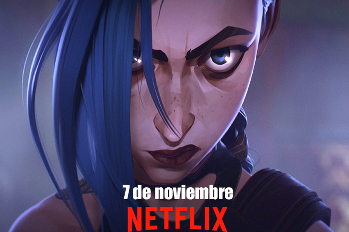 próximo estreno en netflix